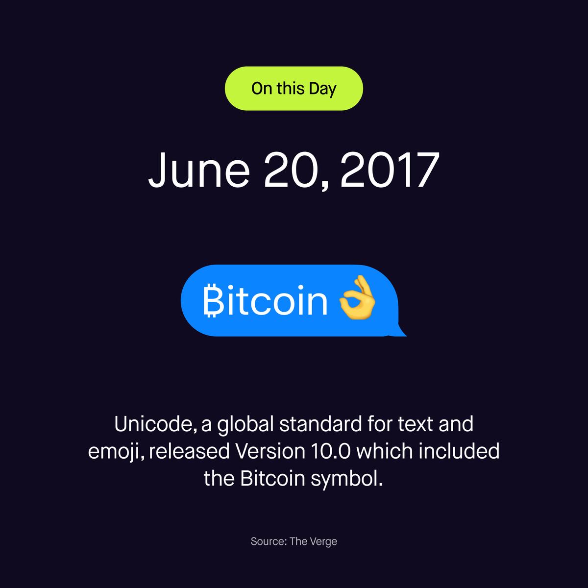 bitcoin xbt flashback