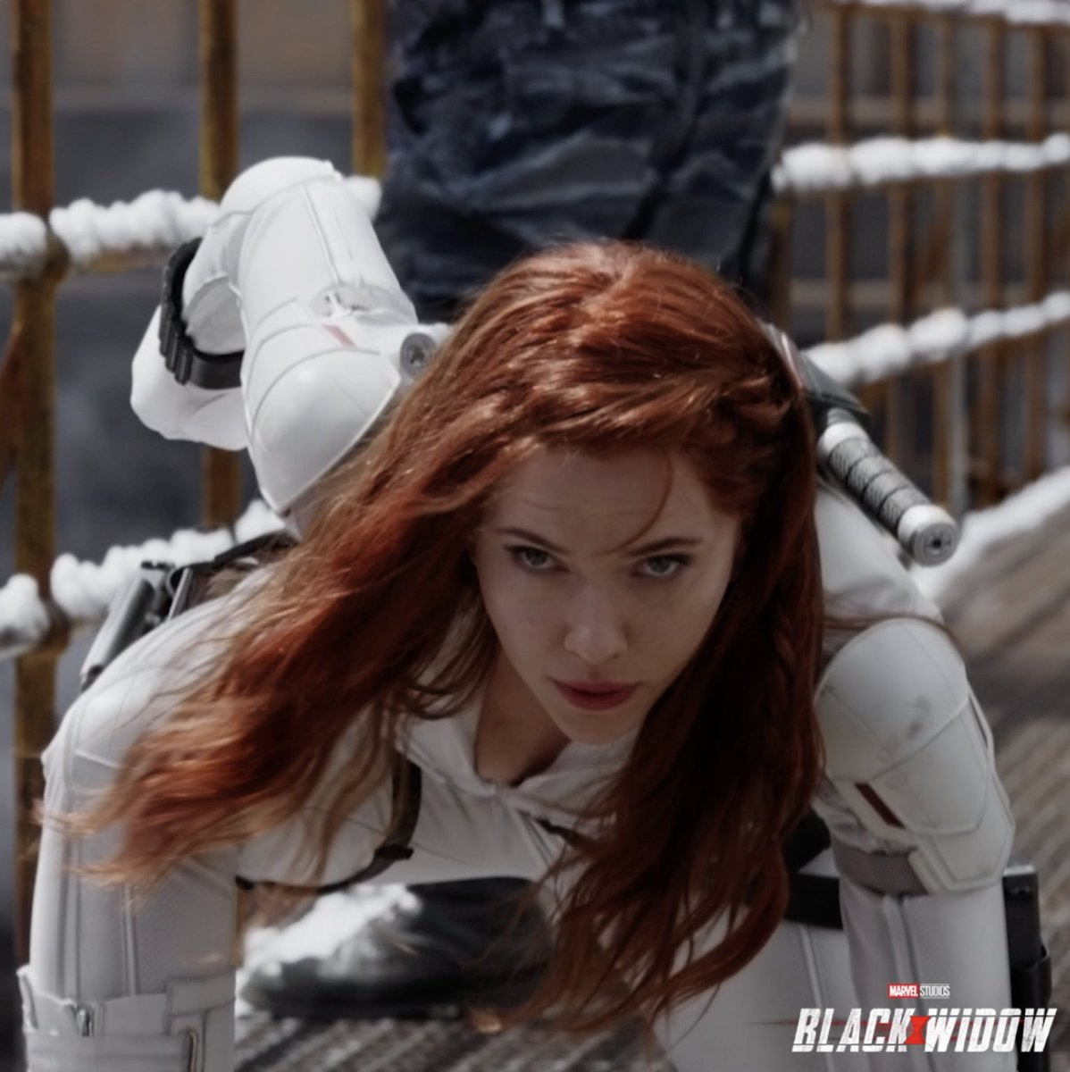 Marvel Studios' #BlackWidow arrives July 9. 🙌 Tickets and pre-orders available now. https://t.co/cWeQKLS0qL https://t.co/E4Pv2WCwKO