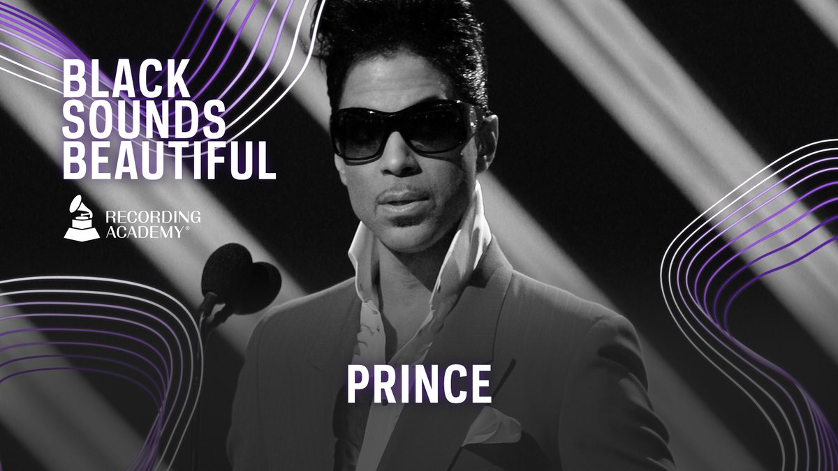 #BlackSoundsBeautiful 🎵 Five years after his death, @prince's genius remains uncontainable: https://t.co/DLR5kF55Ie #BlackMusicMonth https://t.co/gDdBKKlDod
