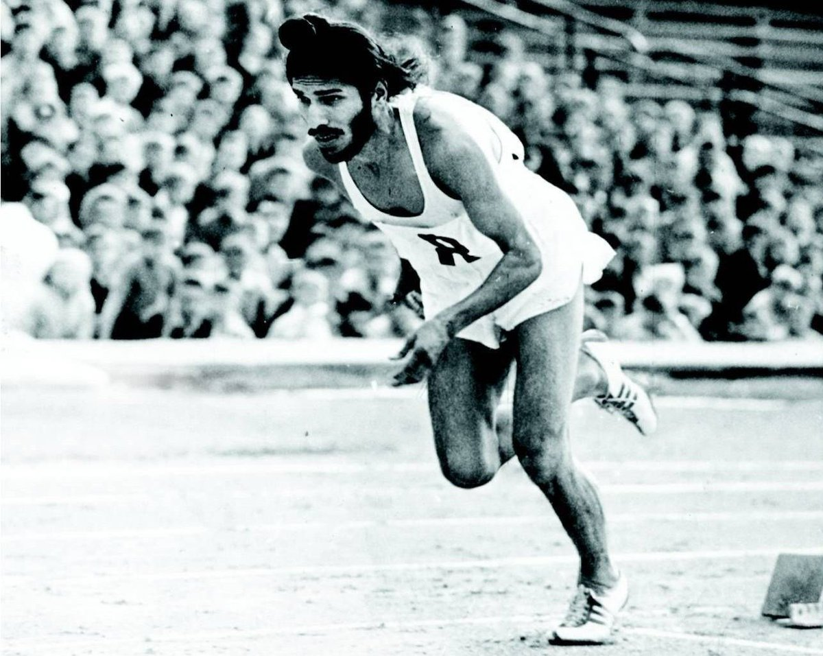 ABVP is deeply saddened by passing away of veteran athlete Milkha Singh after a long fight against COVID-19.   His life journey of rising above the hardships and giving the best for Bharat, his dedication towards sports will forever be an inspiration to every Indian.  ॐ शान्ति। https://t.co/8xp47ITe32