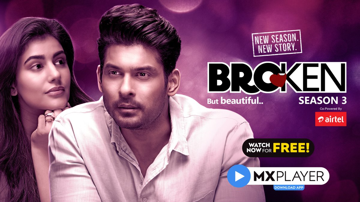 #Contestalert: How many episodes are there in the series? A) 15 B) 10 Win free vouchers   #BrokenButBeautiful3 #MXPlayer Trailer link: https://t.co/ANs2w4Pl5A Follow https://t.co/6Qb6iz3lIP https://t.co/9fokiGXcqm