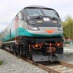 Image for the Tweet beginning: Follow your train's progress along
