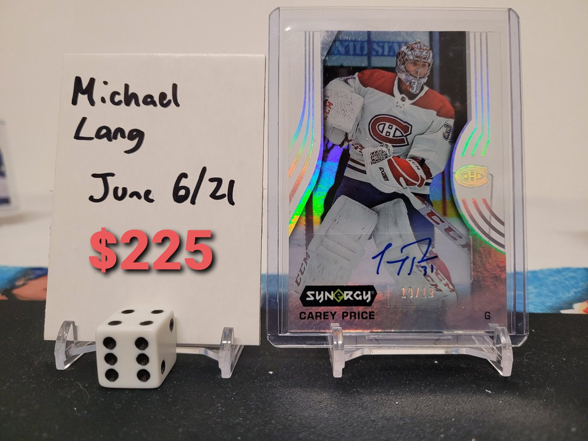 @a_pep11 @4thLinePlugsRG Price drop to $200 🇨🇦 shipped if it sells tonight!  #19/19 https://t.co/q1Ie44oW4U