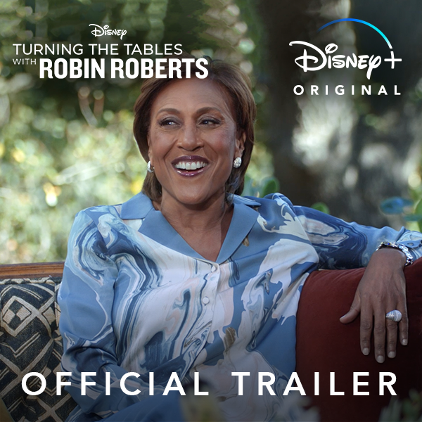 Conversations are about to get more real. All episodes of Turning the Tables with Robin Roberts, an Original Series, start streaming July 28 on #DisneyPlus. #TTWRR https://t.co/za6Ogk0ER1