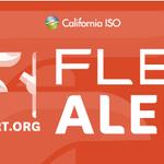 Image for the Tweet beginning: A #FlexAlert is in effect