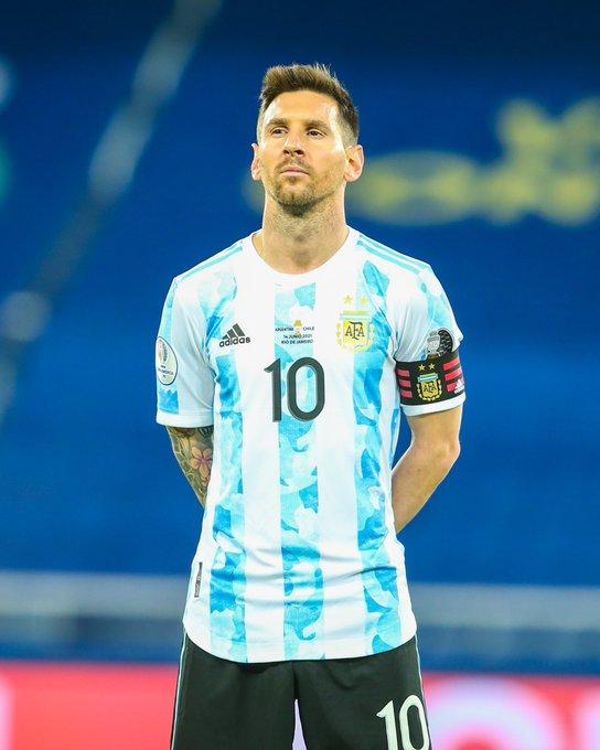 ميسي يصنع الهدف رقم 43 بقميص الأرجنتين  أمام