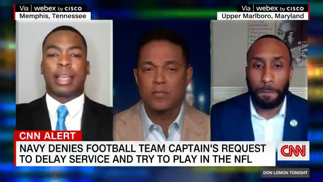 The US Navy has denied a request by football team captain Cameron Kinley to delay his military service and try to play in the National Football League https://t.co/0tDyG42cnf https://t.co/EkUNe3ZLgM