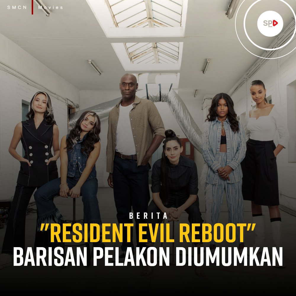 Memperkenalkan barisan pelakon filem Resident Evil Reboot: Welcome to the Raccoon City yang bakal ditayangkan pada hujung tahun 2021!  #playbeyondreality #simpgram #simpost #simpleproduction #residentevil #residentevilraccooncity #residentevilfilm #ResidentEvilReboot https://t.co/Oav2Nuun0N