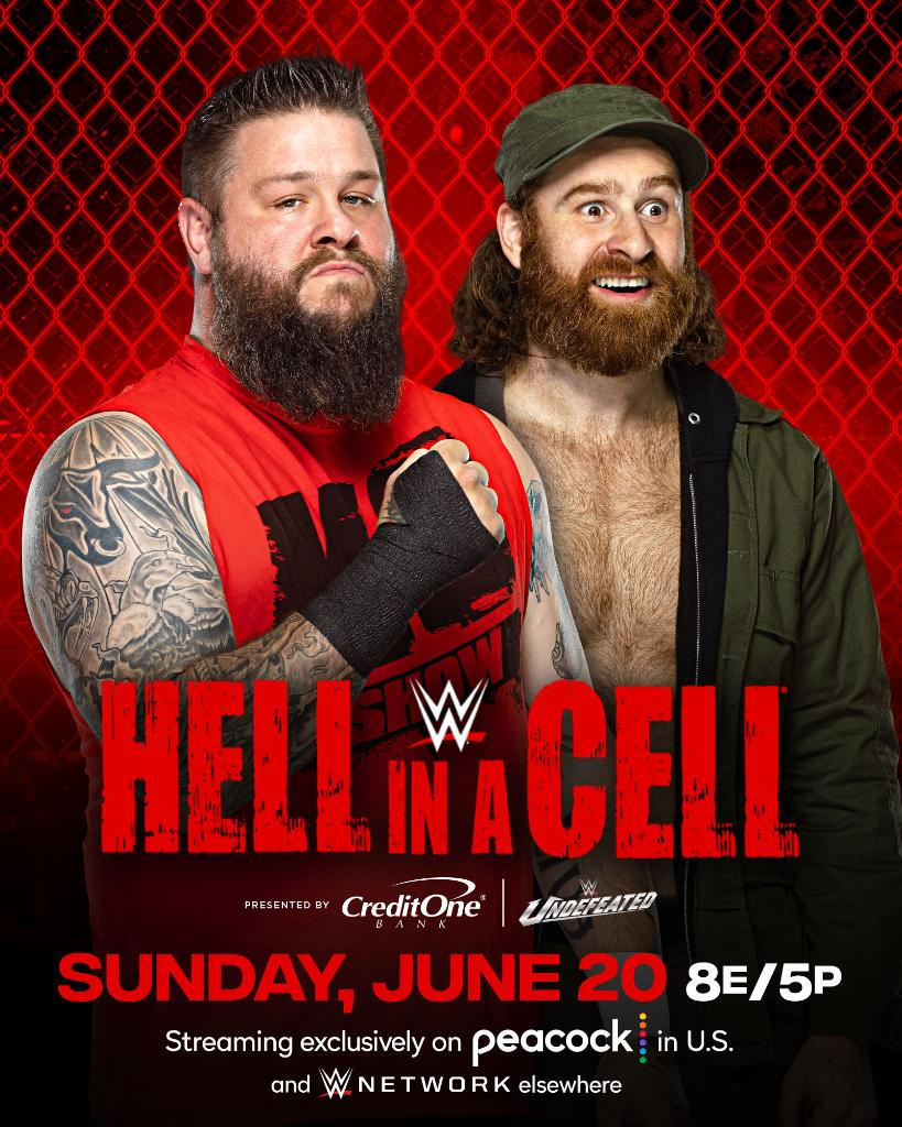 WWE Hell In A Cell 2021 Updated Full Card After Smackdown 135