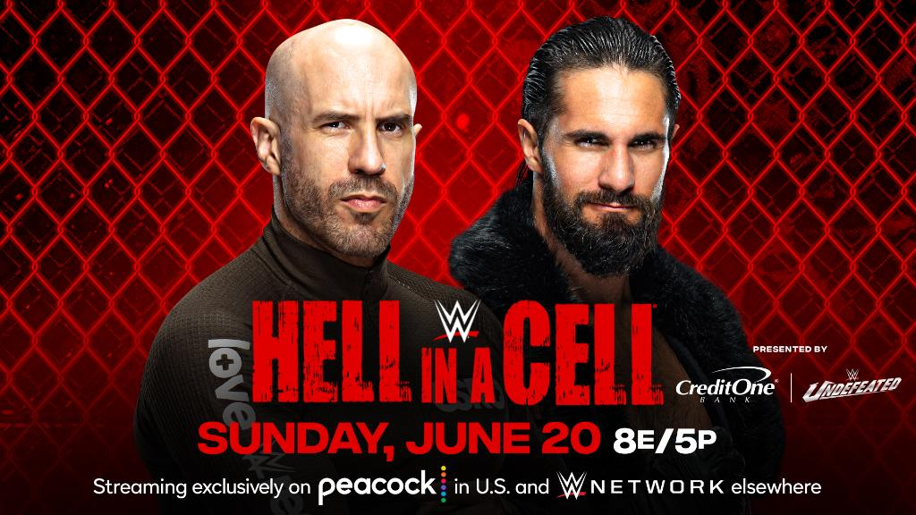 WWE Hell In A Cell 2021 Updated Full Card After Smackdown 136