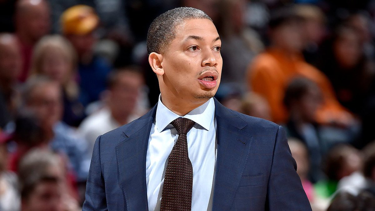 Ty Lue is now 12-1 as a coach when his team has a chance to clinch a series. Best such record in NBA history. https://t.co/acWgdZyCI6