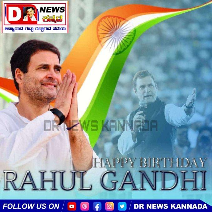 Happy Birthday RAHUL GANDHI GI
