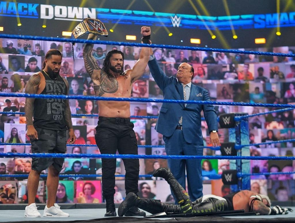 Statistics: Roman Reigns Advances Hell In A Cell Streak On WWE Smackdown 118