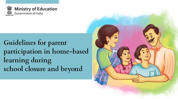 Ministry of Education releases the Guidelines for parent participation in home-based learning during school closure and beyond