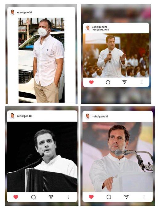Happy Birthday Rahul Gandhi Ji...