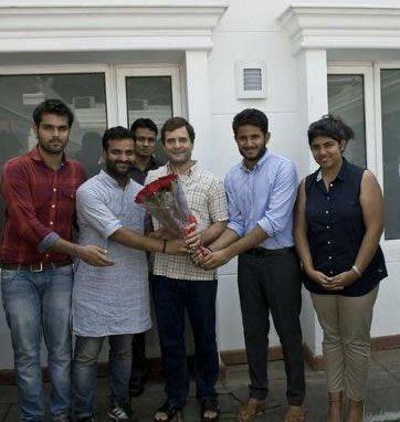 Happy birthday to our beloved leader Rahul gandhi ji
