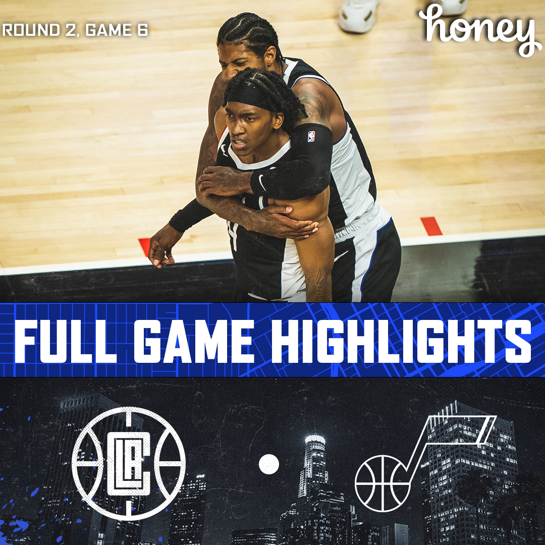 What. A. Game.  📼 @honey highlights from the series clincher. https://t.co/oB4yortW9I