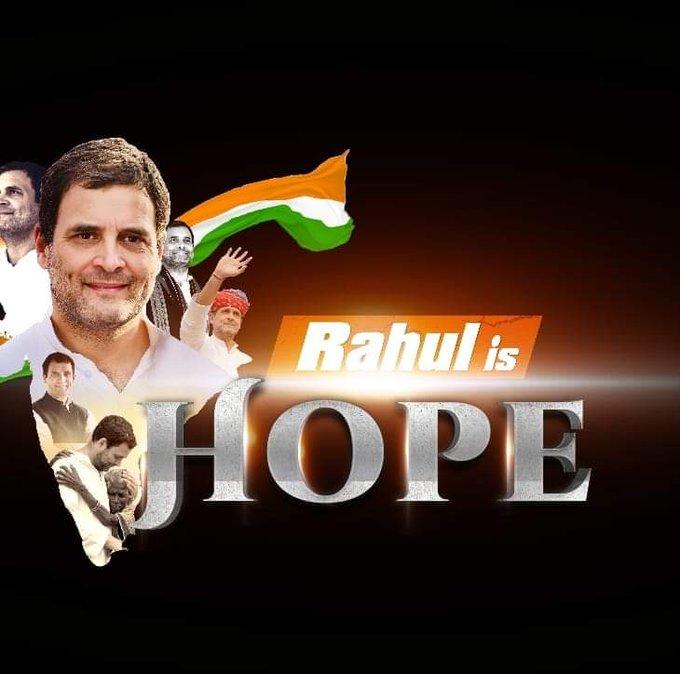 Happy Birthday to Rahul Gandhi Ji