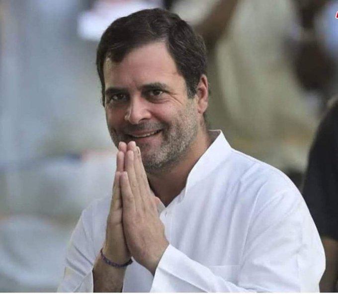 Happy Birthday to Rahul Gandhi ji, Best Wishes from us.