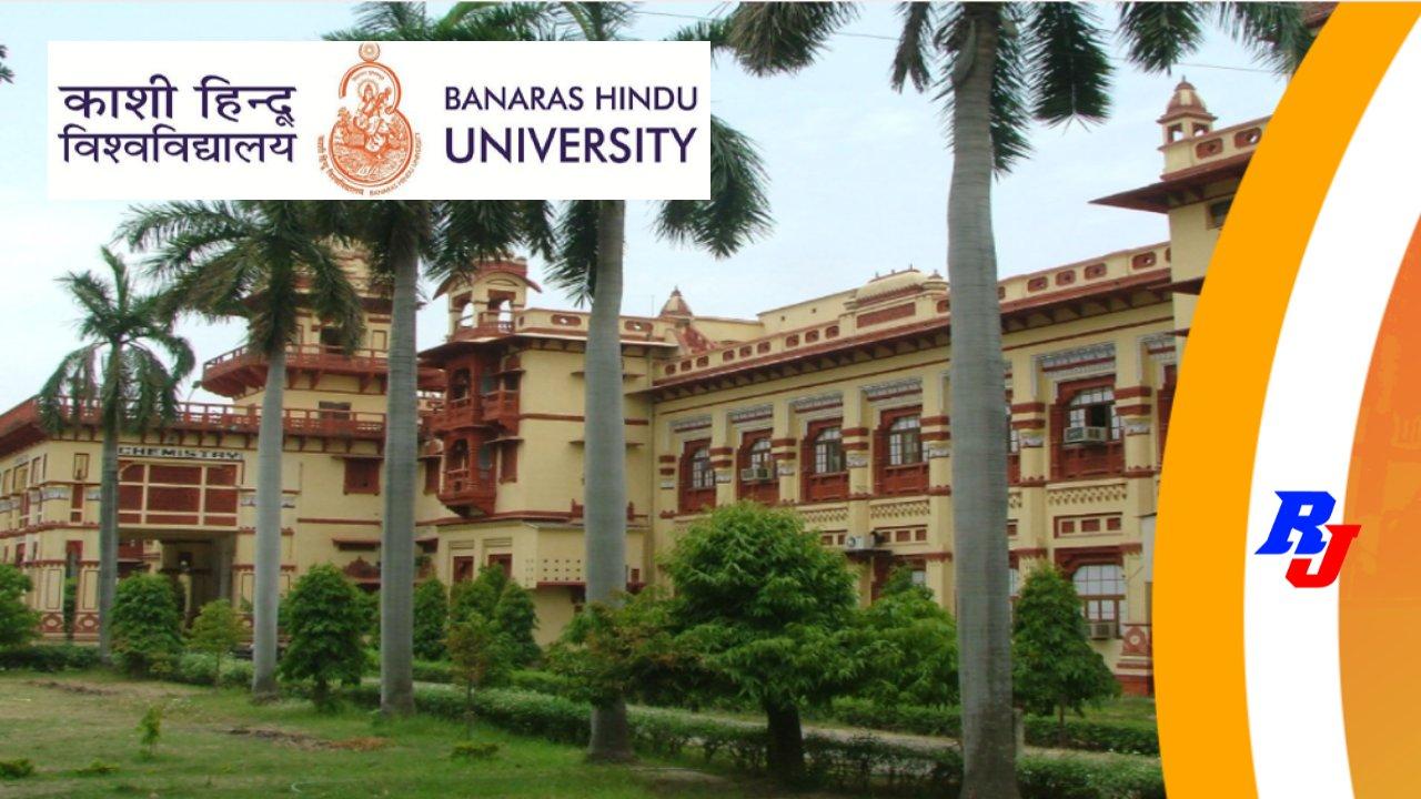 Various positions in MRU, IMS at Banaras Hindu University, Varanasi