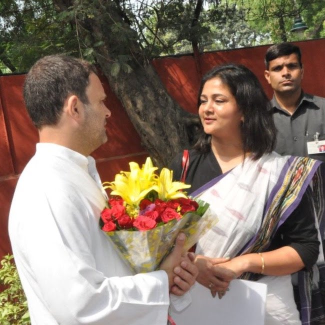 Happy birthday to Rahul gandhi ji .