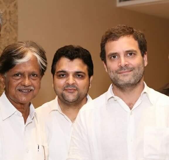 Happy Birthday Adarniya Shri Rahul Gandhi ji.