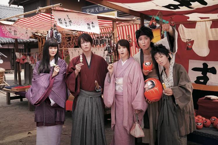 rurouni kenshin live action cast
