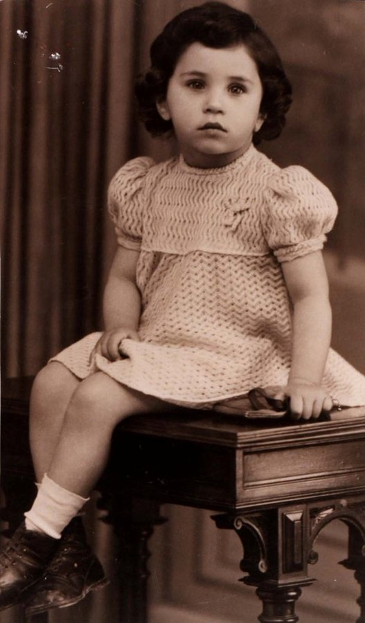My name is Eva Friedman. I was born in 1941 in Kanjiža, which today lies in Serbia. When I was three years old, I was deported to #Auschwitz and murdered in a gas chamber.   You are looking at all that remains of my brief life.  Please #NeverForget https://t.co/AMnsGcxt1G