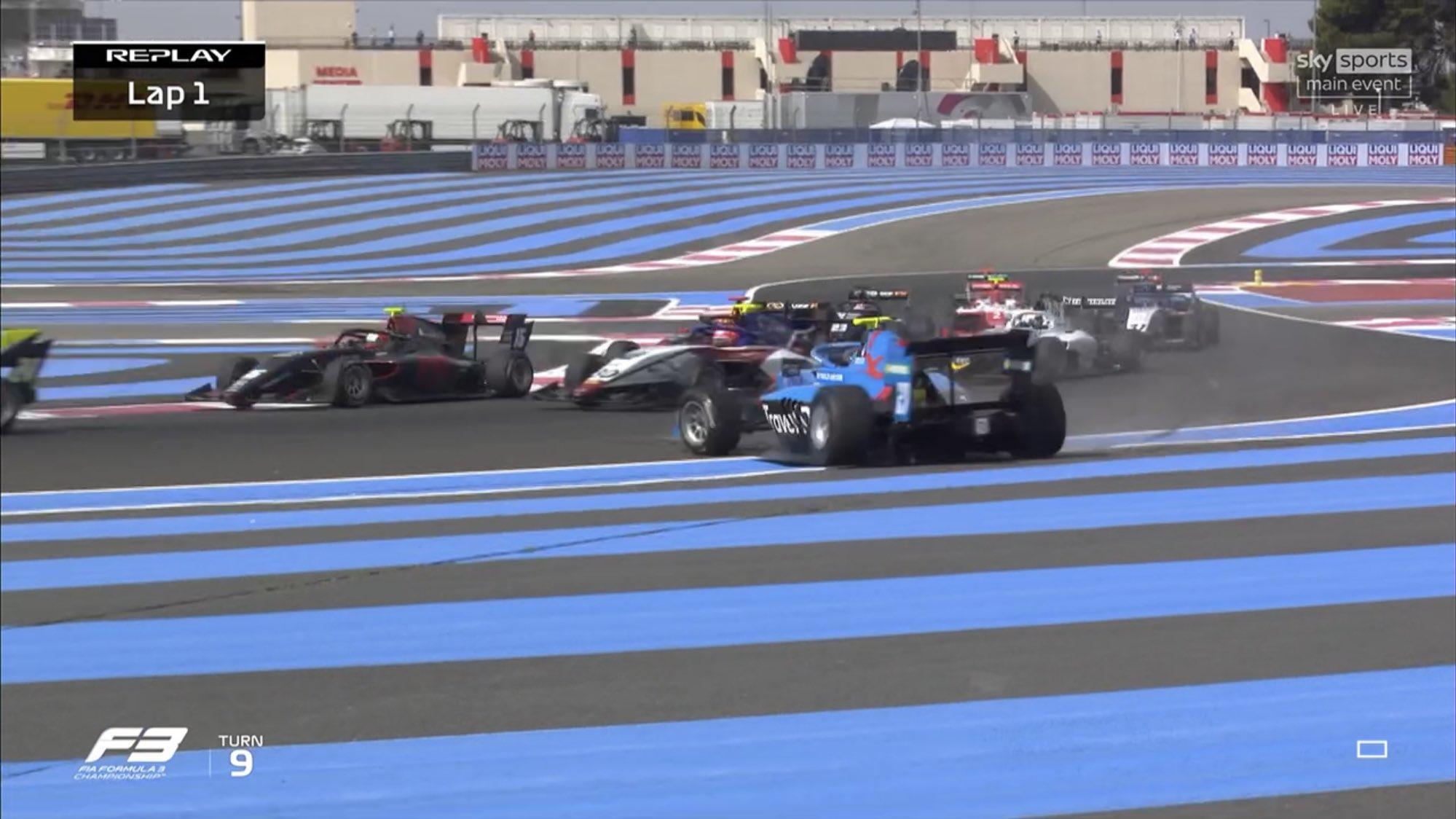 F3 Francia