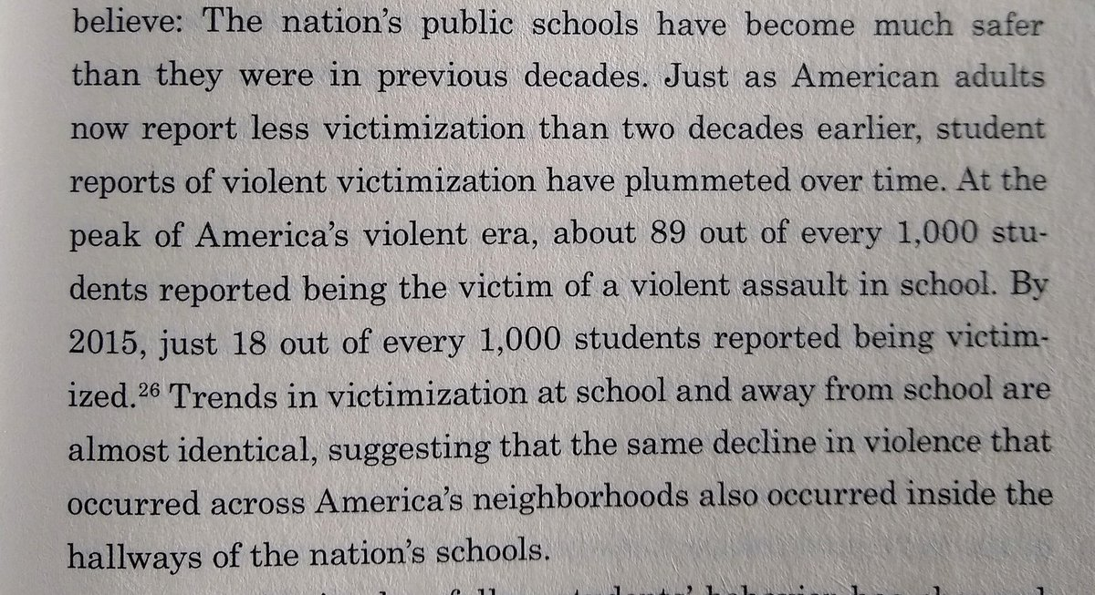 This from Sharkey's Uneasy Peace brings back memories of how common bullying and school violence was when I was growing up, and it felt like no one in authority really cared https://t.co/xjuyQ4kClS