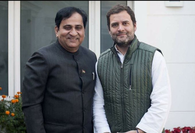 Happy birthday to Shri Rahul Gandhi. Wishing many many many happy returns of the day.