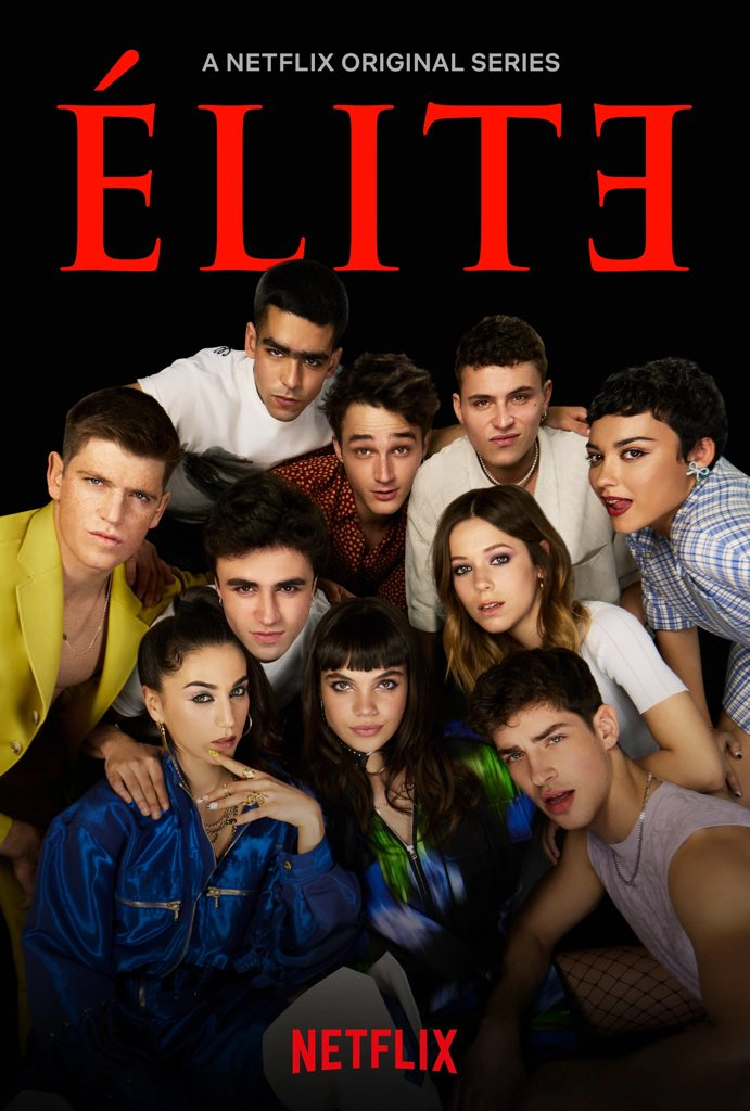 Do you know Elite season 4 is out?  Well you can just download and watch here by clicking on this link https://t.co/Dq64KOKJBQ   You don't have to stress yourself at all plus I've got over 200 series there. https://t.co/oFKBww2Lo0