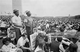 1968 6/19 50,000 people marched on Washington, DC. to support the #PoorPeoplesCampaign. https://t.co/X8jgz9uTj6