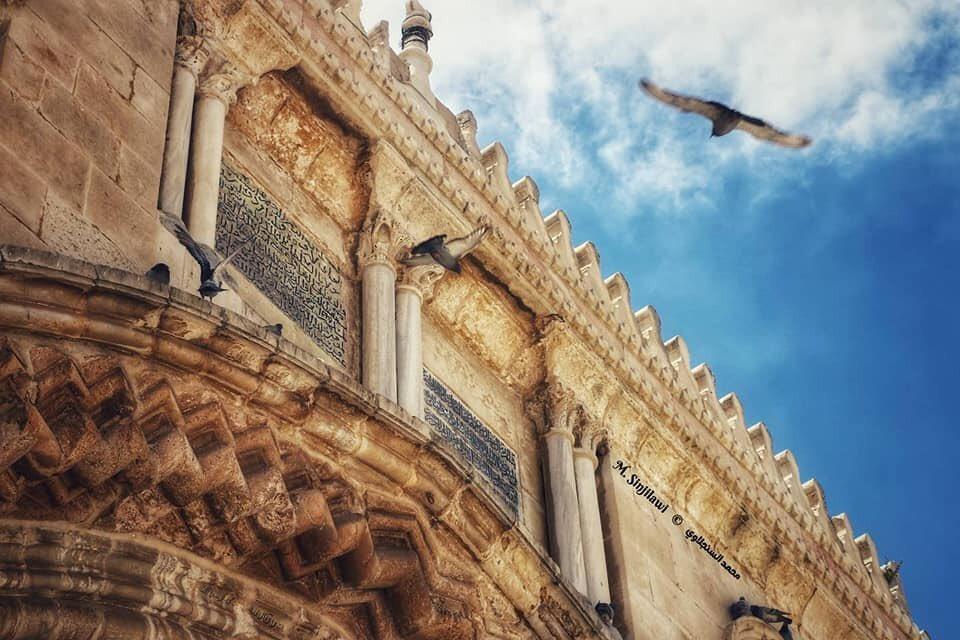 المصلى القبلي في #المسجد_الأقصى   عدسة: محمد سنجلاوي