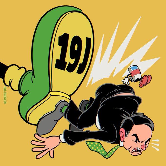 Pandemia de memes: 19J, é dia de Fora Bolsonaro!