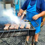 Image for the Tweet beginning: #Palermo street food