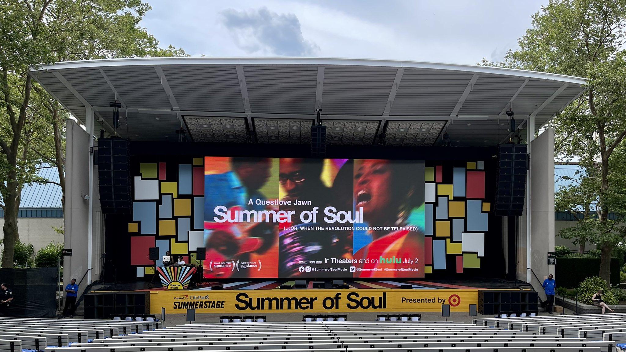 """""""Summer of Soul"""" ganha trailer data de estreia no streaming"""