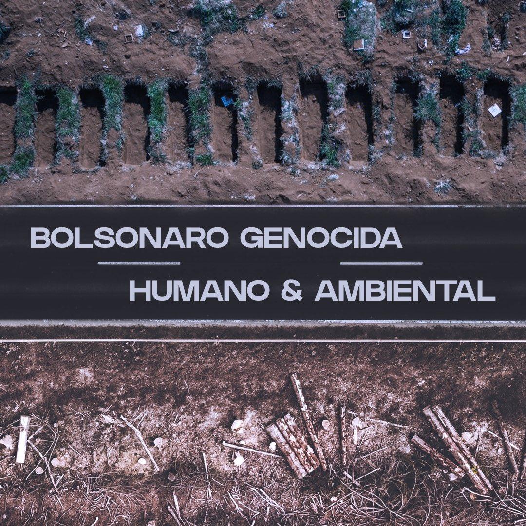 RT @paolla: Vacina no braço, máscara no rosto e fora Bolsonaro. #19JForaBolsonaro https://t.co/psmHeb9pLl