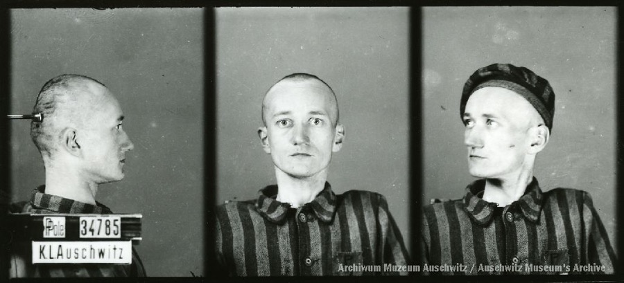 20 June 1913   A Pole, Bolesław Siwek, was born in Krakow. A clerk.  In #Auschwitz from 5 May 1942. No. 34785 He perished in the camp on 7 August 1942. https://t.co/Y85FIM1blm
