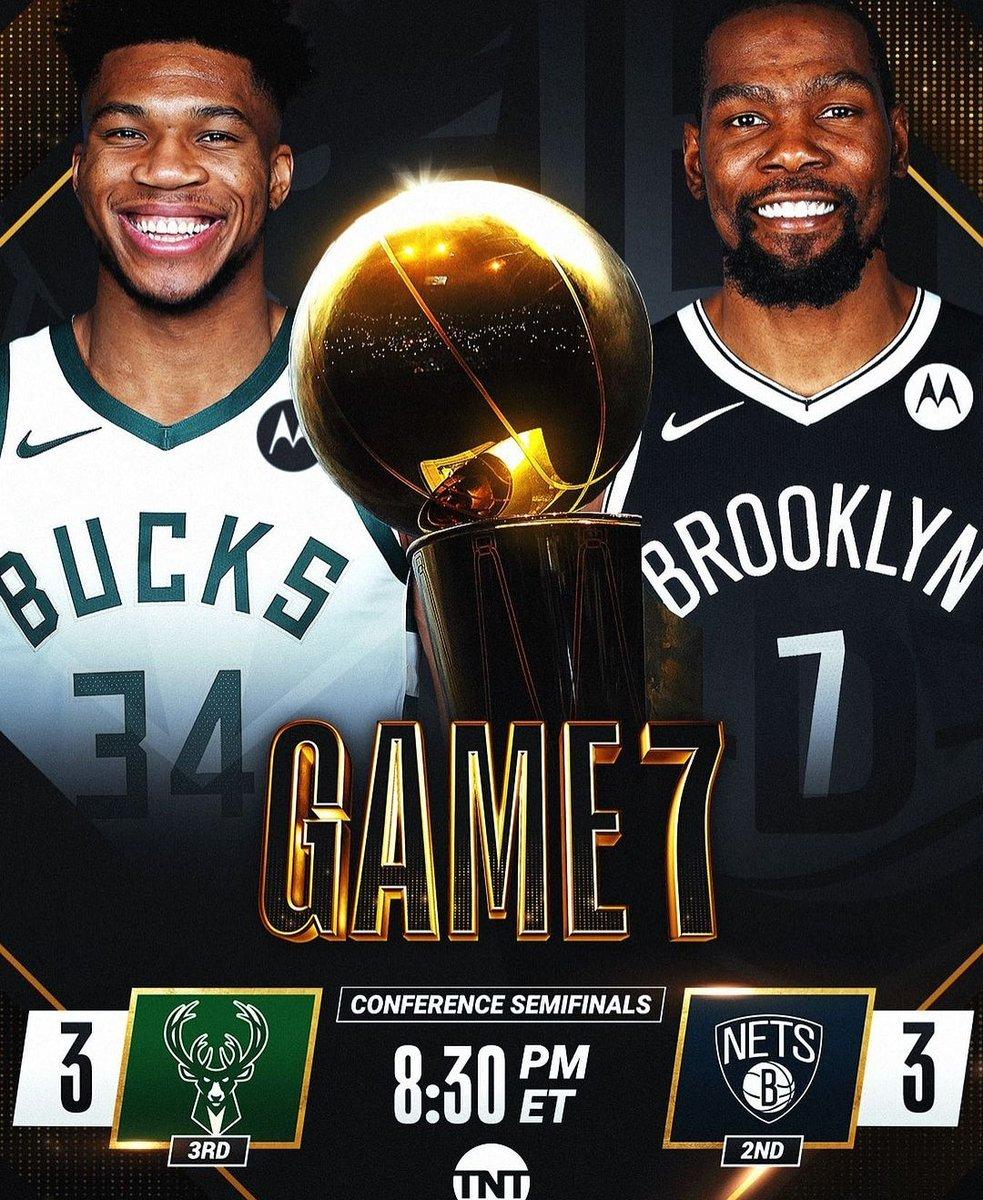 El momento más fascinante para mi en deporte alguno, y más en baloncesto, es un juego 7. Lo de ésta noche será candela! 🔥🔥 Que a quién voy? Oh, mi corazón va contra #kevindurant y si apostara lo hiciera a favor. 😎👌😊  #FelizSabado #NBAPlayoffs #NBA #Baloncesto https://t.co/ndDtnXplHW