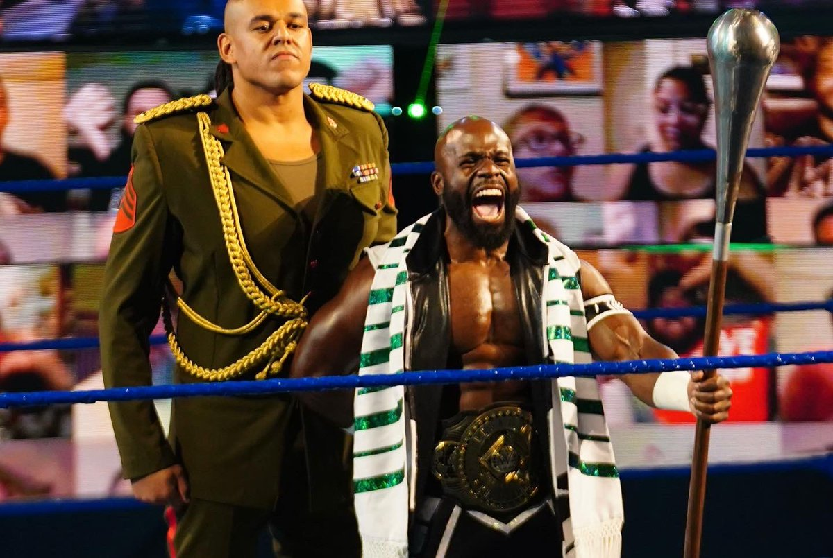 WWEApollo photo