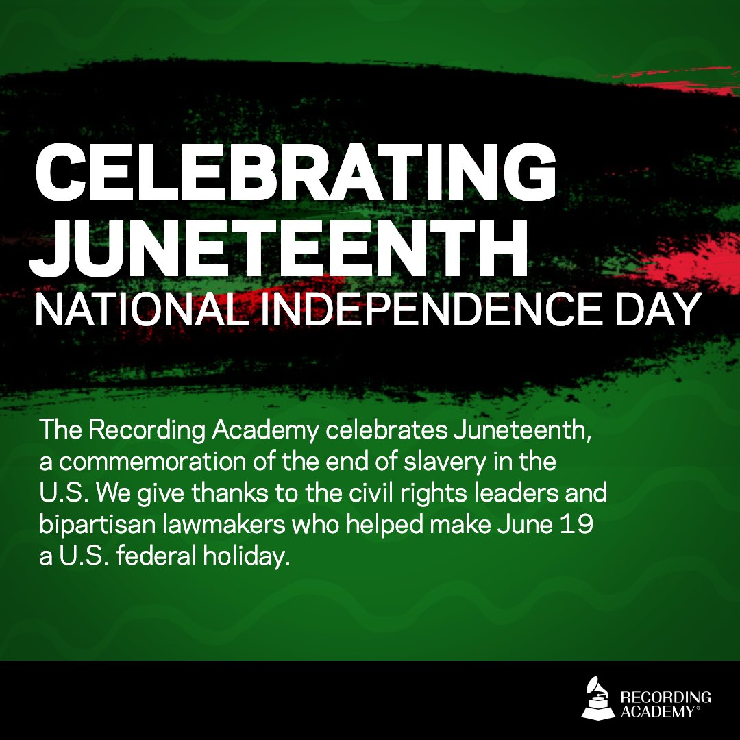 #Juneteenth is more than just food, dancing and music. Today is about community and celebrating Black success, as well as joy. The holiday endures as a reminder of the ability of Black Americans to not only persevere, but to thrive. https://t.co/6bUT8wA8VG