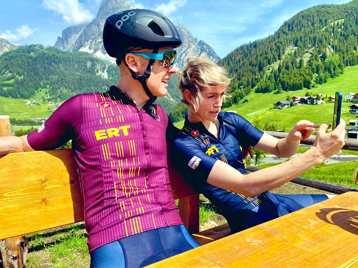 Check this out. The #mdd34 #ert official jersey by...