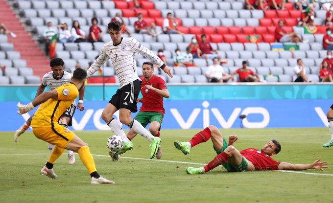 ألمانيا تسحق البرتغال برباعية في #كأس_أمم_أوروبا
