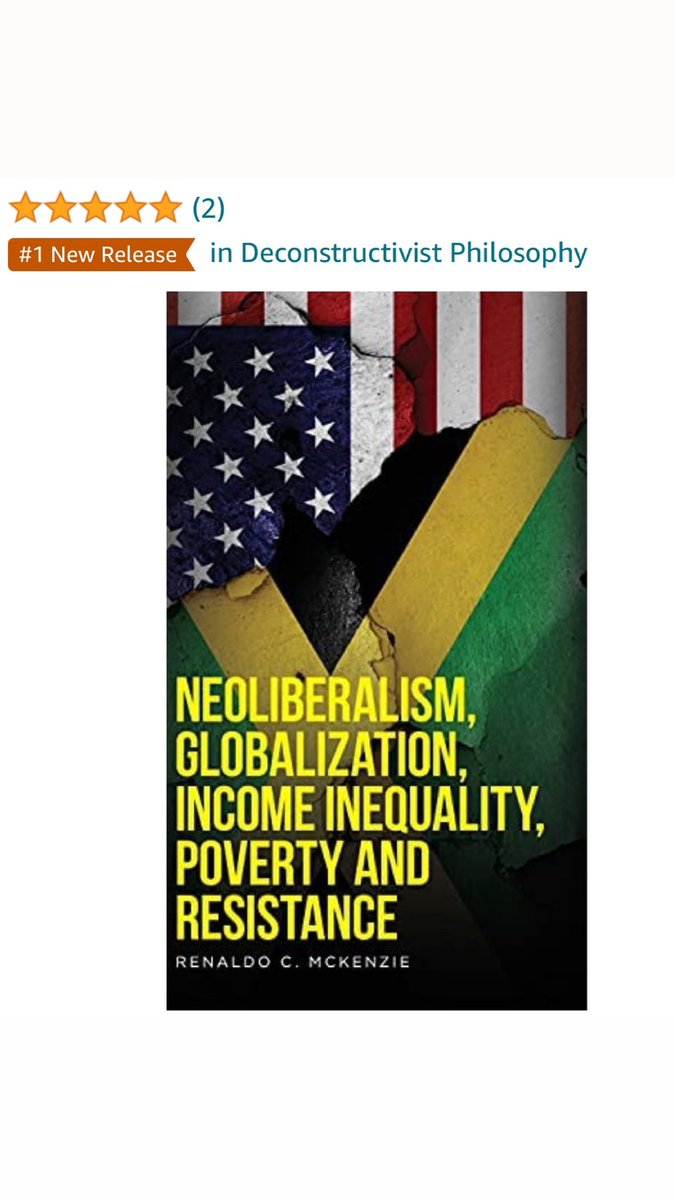 Give your #father a special #book on #fathersday. A book that explores #resistance & that is inspired by fatherhood. A book that lift up the issues of #juneteenth and explores its efficacy. #Neoliberalism #Globalization #Incomeinequality #Poverty & #Resistance. #happyfathersday https://t.co/zFHkh6OGrm