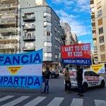 Image for the Tweet beginning: #DíaDelPadre2021  Ahora en Palermo, Buenos
