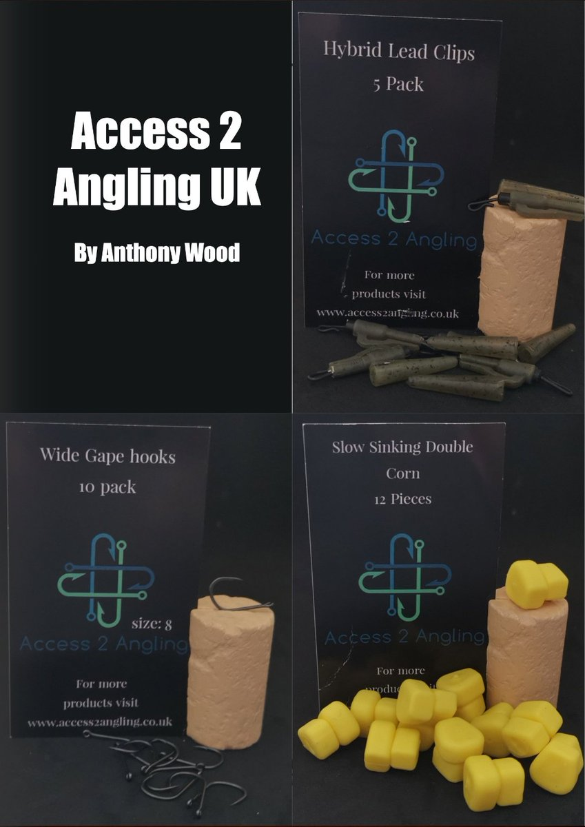 Check out my review of the Access2anglinguk range of baits and terminal tackle in the latest issue of https://t.co/8fsiHGk44i  #fishing #magazinearticle #fishinglife #fishingbait #fishingmagazine https://t.co/g6zyLt7eFR