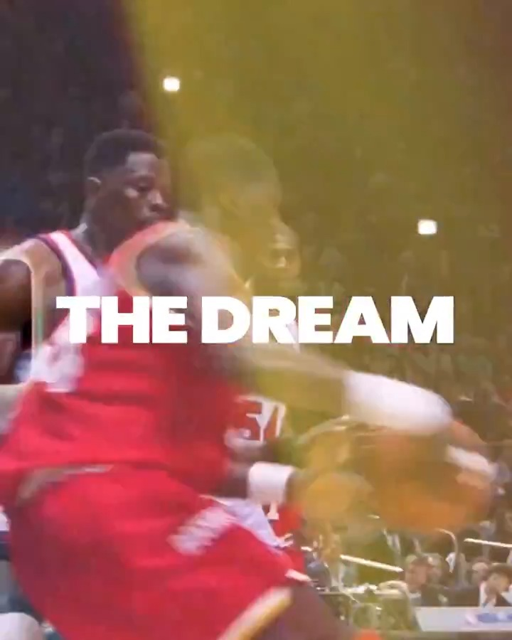 🚀🗓 Today in 1984 - Hakeem Olajuwon becomes the first overall pick in the NBA Draft.  The Dream will be our 2021 NBA Draft Lottery representative! https://t.co/BLkoeyTV1n