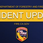 Image for the Tweet beginning: #OverlandFire off of Canebrake Canyon