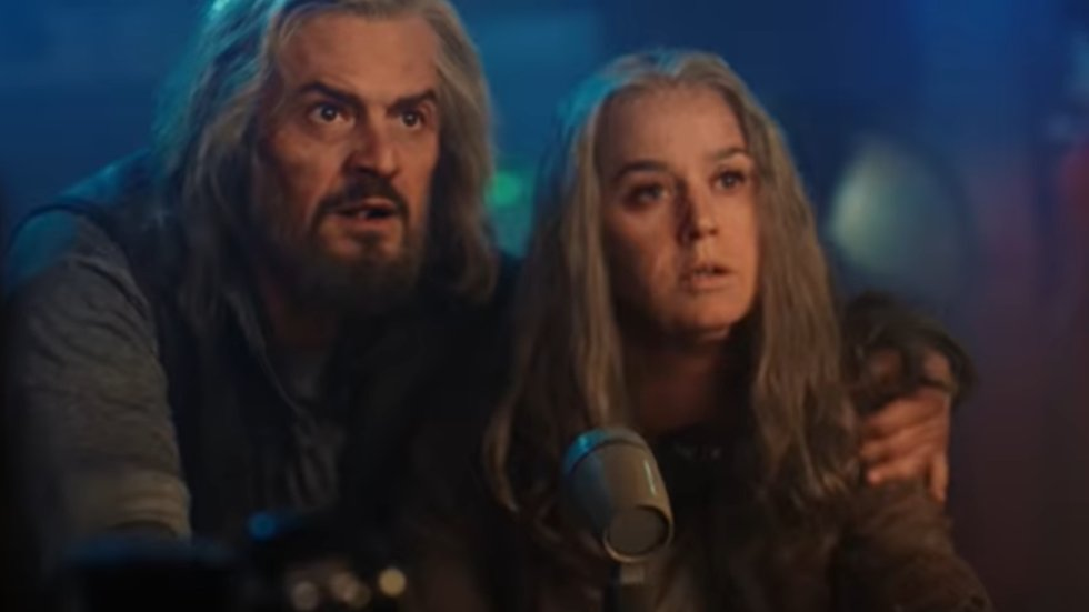 'Democracy is dead': Time-travelling Katy Perry & Orlando Bloom star in 'cringe' pro-Democrat political ad to conservative mockery